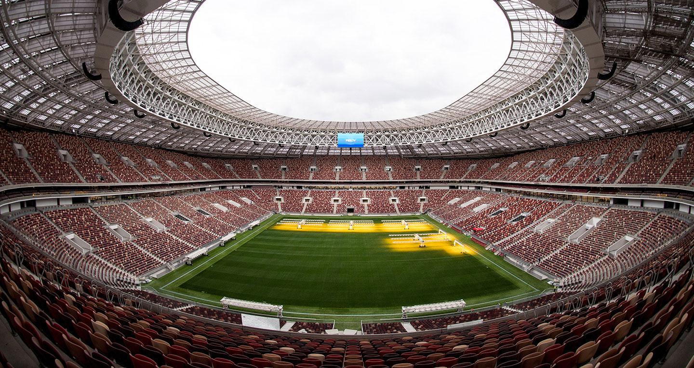 Resultat d'imatges de estadio Luzhniki